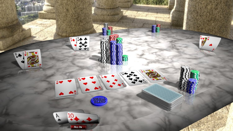 Texas holdem poker game is a very popular game with many players