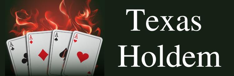 Texas Hold`em Poker hands for cool joytime.