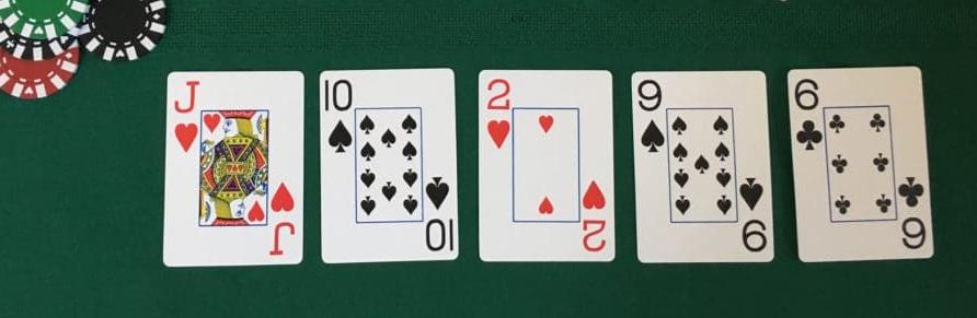 poker holdem hands